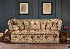 This beautiful, eye catching sofa is also in our summer sale!