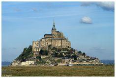 Mont St Michel, Frankrijk