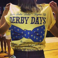 Tri Delta t-shirt