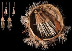 Karl Rangikawhiti Leonard is one of New Zealand's finest practitioners of Māori weaving. View his gallery of intricate Poi Piu musical performance instruments. Flax Weaving, Delicate, Pattern, Instruments, Dreams, Inspiration, Inspired, Gallery, Maori