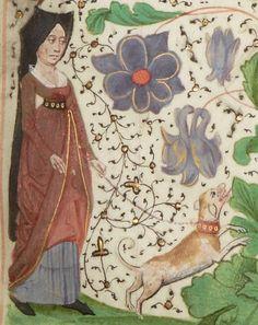 « Chroniques sire JEHAN FROISSART » Date d'édition :  1401-1500  Français 2643  Folio 207r