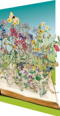 Su Blackwell Studio Blog: Greeting Card - New Design for Spring / Summer