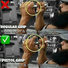 correctnes grip finger