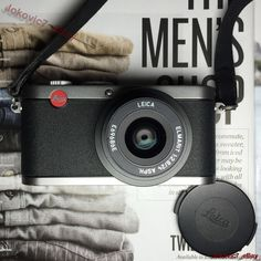 Pre-owned Leica X1 12.2 MP APS-C CMOS Digital Camera 18420   #Leica
