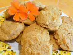 SPLENDID LOW-CARBING BY JENNIFER ELOFF: PEANUT BUTTER CREAM CHEESE COOKIES