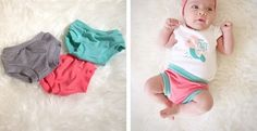 These Little East Threads french terry baby bloomers are the perfect addition to your little ones summer wardrobe!