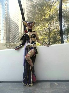Cia cosplay by Kyuu Vixen | #Hyrule_Warriors