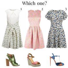 Which one? Sommerkleider