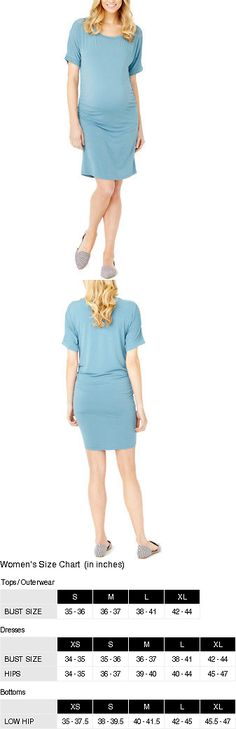 Dresses 11534: Rosie Pope Maternity Lauren Shift Dress -> BUY IT NOW ONLY: $54.99 on eBay!