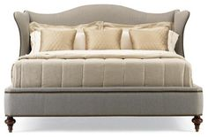 I eanted a bed like this once. But I wanted it in black and pink. Hot pink
