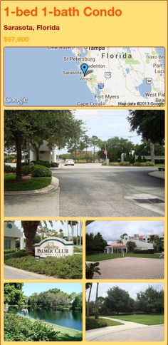 1-bed 1-bath Condo in Sarasota, Florida ►$97,900 #PropertyForSale #RealEstate #Florida http://florida-magic.com/properties/9649-condo-for-sale-in-sarasota-florida-with-1-bedroom-1-bathroom