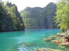 Palawan, the Philippines ___  More travel inspiration at:  blog.thatsmytrip.com