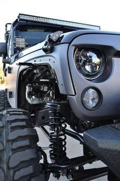 My Jeep Addiction: Photo Jeep 4x4, Cj Jeep, Jeep Mods, Jeep Truck, Hors Route, Badass Jeep, Bug Out Vehicle, Custom Jeep, Cool Jeeps