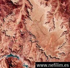 El misterioso Hombre de Marree del desierto australiano