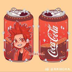 Boku No Hero Academia Funny, My Hero Academia Episodes, My Hero Academia Manga, Anime Chibi, Kawaii Anime, Anime Art, Cute Food Drawings, Cute Kawaii Drawings, Cute Food Art