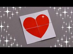 DIY  CARD WITH DISAPPEARING MESSAGE  TUTORIAL  SECRET MESSAGE