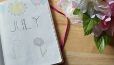 How To Bullet Journal Doctor's Appointments - When Tania Talks How To Bullet Journal, One Month, Appointments, Blog, Blogging