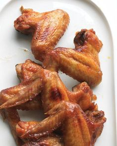 Super Bowl Wings // Sweet-and-Sour Chicken Wings Recipe