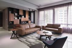 urban style HongKong & Taiwan interior design professional decorator