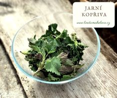 Jarní kopřiva Korn, Parsley, Pesto, Cabbage, Herbs, Vegetables, Cabbages, Herb, Vegetable Recipes