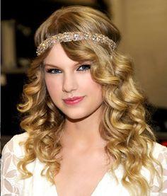 cute with headband