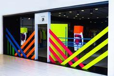 Neon Stripes @ Akmerkez Fashion Side Out
