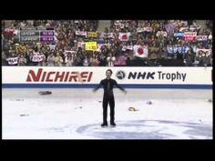 Daisuke Takahashi SP (NHK)