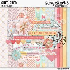 WendyP Designs: The DigiScrap February 2015 Parade is here! NL & Blog together. *
