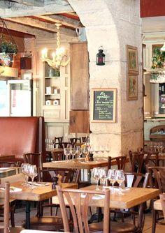 Restaurant near Luxembourg Garden, Paris 6: Côté Bergamote
