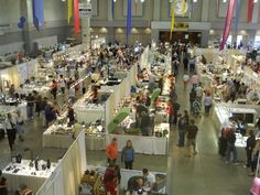 Tucson Gem and Mineral Show is coming up in February. January 31st [SAT] - February 8th [SUN], 2015