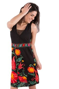 Savage Culture: Pink Lemon Peel Sangria Sundress Reny (Few Left!), $78.99. A Pink Lemon peel Sangria flower print with patchwork below the bodice on a subtle A-line cut is this fancy little sundress! Only on WC!