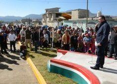 Inauguran tanque elevado de agua en santa maría jajalpa que servirá para casi 7 mil personas