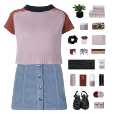 """good memories"" by luminiscencia ❤ liked on Polyvore featuring Topshop, Marni, Leica, Threshold, Christy, Living Proof, (MALIN+GOETZ), Kate Spade, Warehouse and Sia"