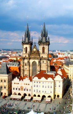 Prague, Czech Republic by Stephen Chua