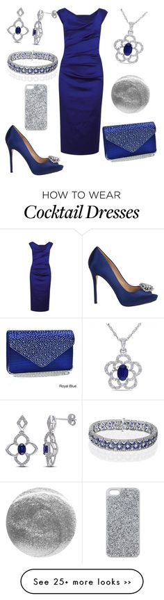 """""""Cocktail Hour Outfit 63 - Ava"""" by office-girl on Polyvore"""