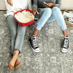 Grab the remote and a pair of comfy-cute jeans—fall TV is back! Use #KohlsDenim to explore more looks and share yours, too! #EverydayRunway