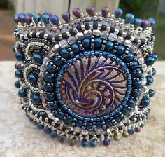 Therese's Treasures: Beading Babes Project 6