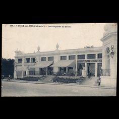 Poiret - Magasin Paul Poiret au casino de La Baule sur Mer (1926)