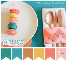 Color Envy Color Palette - Inspire Sweetness  http://inspiresweetness.blogspot.com/2013/11/color-envy-color-palette.html