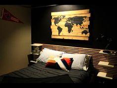 Pallet World Map – HandyDadTV