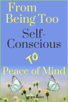 How not to be self conscious. To stop feeling self conscious celebrate what is different or, even odd about you because that is making you unique, memorable, and distinguishable in a world of more than 7 billion people. Is it not? Self Development, Personal Development, Self Concious, Journal Challenge, Mind Up, Self Improvement Tips, Subconscious Mind, Peace Of Mind, Consciousness