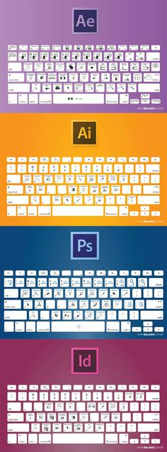Photoshop Illustrator Keyboard Control Shortcuts Graphic Design The post Photoshop Illustrator Keyboard Control Shortcuts Graphic Design appeared first on tecnology. Photoshop Design, Photoshop Tutorial, Photoshop Actions, Graphisches Design, Graphic Design Tutorials, Graphic Design Inspiration, Logo Design, Graphic Design Software, Design Ideas
