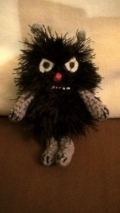 Stinky Moomin, Teddy Bear, Crochet, Animals, Animales, Animaux, Teddy Bears, Ganchillo, Animal