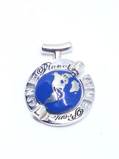 One People One Planet by David J.  #sterlingsilver #pendant #DavidJ #ConceptJewellery #fashionjewellery David J, Planets, Sapphire, Jewelry Design, Fashion Jewelry, Concept, Jewellery, Sterling Silver, Pendant