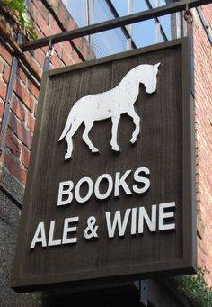 The White Horse Trading Company is Seattle's premier late night antiquated collectible bookstore. This bookstore, which doubles as a small beer & wine tavern is the only tavern located in the historic Pike Place Market of Seattle, Washington.