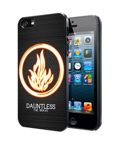 divergent dauntless the brave 2 Samsung Galaxy S3/ S4 case, iPhone 4/4S / 5/ 5s/ 5c case, iPod Touch 4 / 5 case