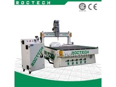 3 AXIS CNC ROUTER WOOD WORKING RC1325R  http://www.roc-tech.com/product/product41.html  http://www.cnc-engraving-machine.org  CNC Router 3 axis