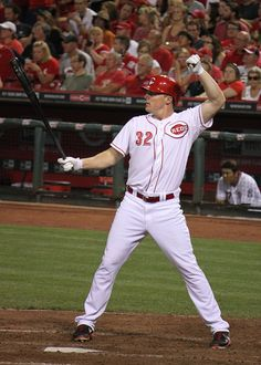 Jay Bruce ~ Cincinnati Reds