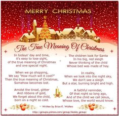 The true meaning of Christmas - when we celebrate the night that a person was born who changed the world with a simple message - be kind to others.Have a merry Christmas my precious friends.🌲🎄☃️💙💞 From my sweet friend Pamela Christmas Verses, Christmas Prayer, Merry Christmas Quotes, Christmas Program, Days Until Christmas, Christmas Blessings, A Christmas Story, Christmas Greetings, Christmas Holidays
