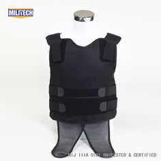 289.00$  Watch here - http://aliph8.shopchina.info/go.php?t=1627482085 - Militech Black NIJ IIIA 3A and Level 1 Stab Concealable Aramid Kevlar Bulletproof Vest Covert Ballistic Bullet Proof Vest 289.00$ #magazine